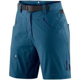 Gonso Mira Spodnie krótkie Kobiety, majolica blue